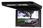 車載テレビ 天井固定型 イメージ