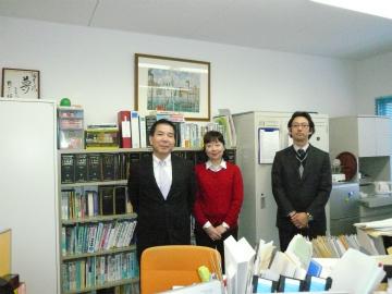 浦井司法書士事務所集合写真